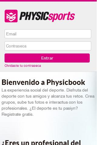 PhysicSports - screenshot