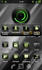Adw Theme Crystal Green HD
