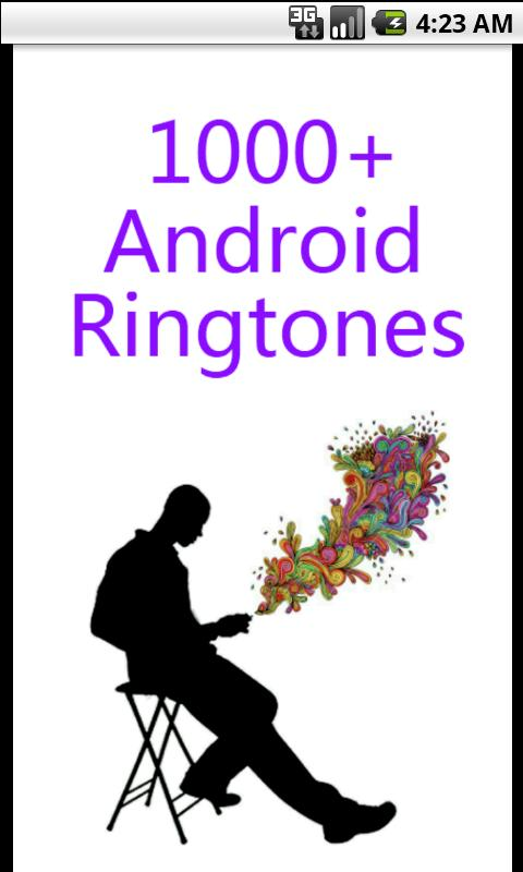 1000+ Android Ringtones - screenshot
