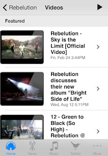 Rebelution - screenshot thumbnail