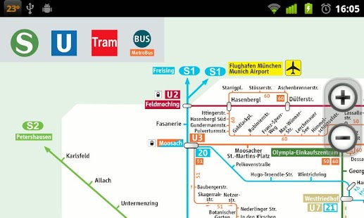 Munich Subway Screenshot 6