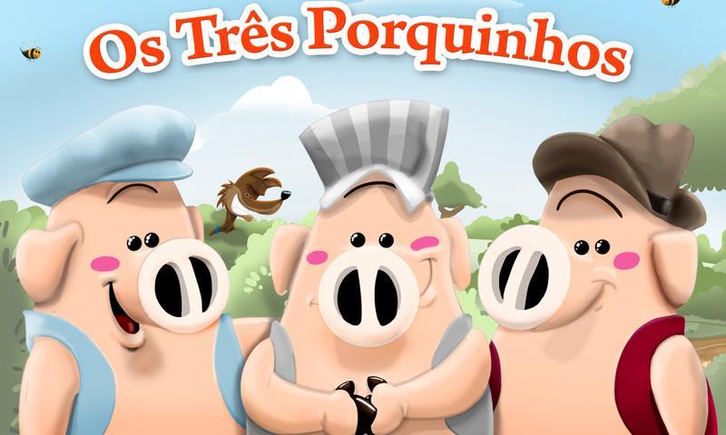 Os Três Porquinhos- screenshot