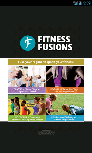 Fitness Fusions