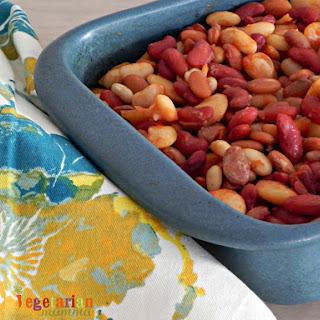 Calico Beans – #glutenfree #vegan.
