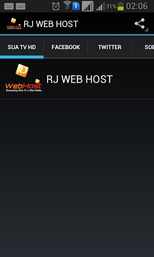 RJ WEB HOST TV