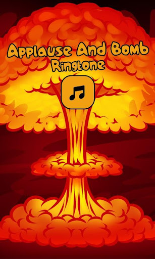 Applause And Bomb Ringtones