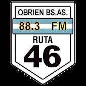 88.3 FM Ruta 46 Obrien Bs.As