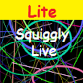 Squiggly Live Wallpaper Lite