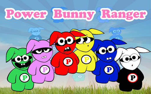 Power Bunny Ranger Free Game