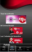 Screenshot of MFM Radio