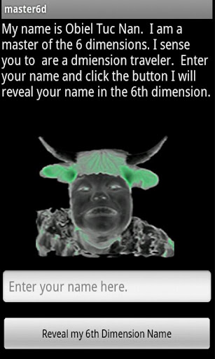 Master of 6 Dimensions