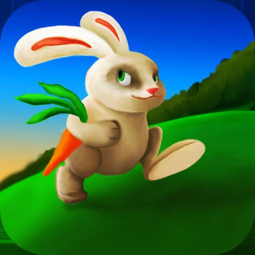 大胆兔拍摄 LOGO-APP點子