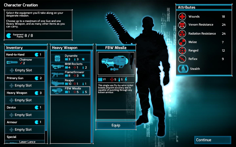 Chainsaw Warrior: LotN