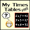 My Times Tables Free icon