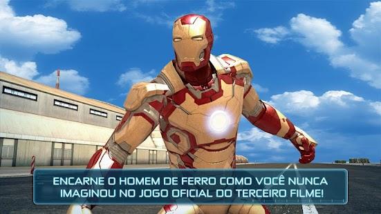 Homem de Ferro 3 - screenshot thumbnail