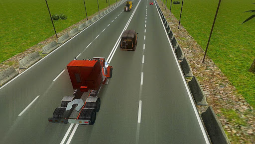 Truck Racer 3D