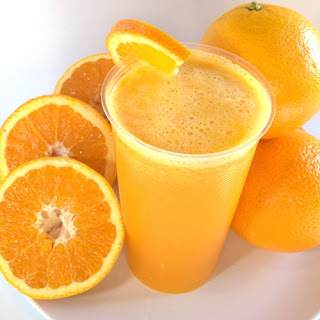 Orange Smoothie