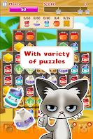 Screenshot of Pet Paradise Story- Matching 3