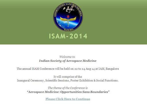 ISAM 2014