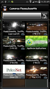 Cameras Massachusetts -Traffic - náhled