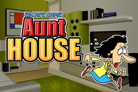 逃脱游戏:阿姨之家
