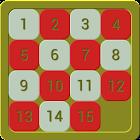 15 Puzzle Game (by Dalmax) icon