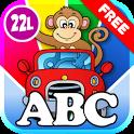 Kids Animal Preschool Puzzle L icon