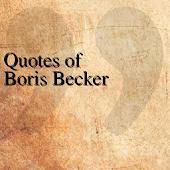 Quotes of Boris Becker
