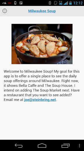 Milwaukee Soup