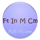 Foot Inch Meter Centimeter Con