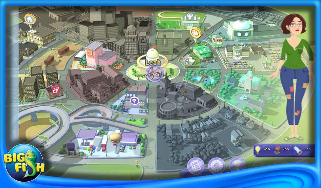 Life Quest 2: Metropoville - screenshot