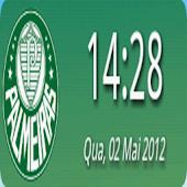 Digital Clock Palmeiras