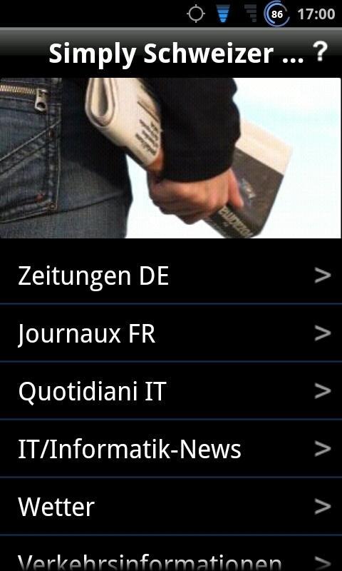 Simply Schweizer News Full - screenshot