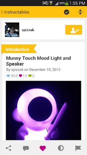 Instructables- screenshot thumbnail