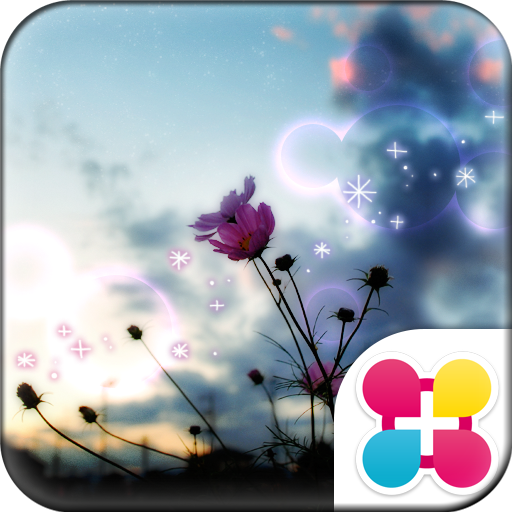 Love and Sky Wallpaper Theme Icon