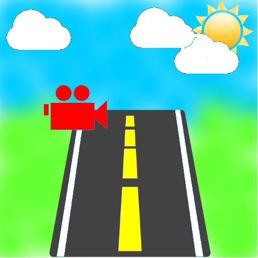 工具App|錄霸-行車記錄器 LOGO-3C達人阿輝的APP