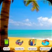Coco Beach [SQTheme] for ADW