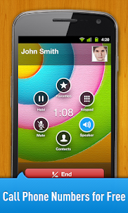 Free Calls & Text by Mo+- screenshot thumbnail