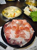 天母尚井日式涮涮鍋