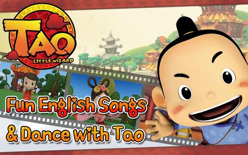 """3D Kids Song """"TAO's Kids Song"""""""