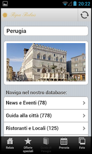 Ripa Relais Colle del Sole- screenshot thumbnail