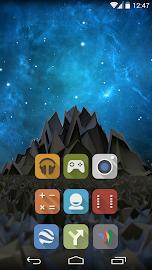 Lumos - Icon Pack Screenshot 1