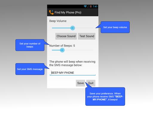 【免費工具App】Find My Phone Pro-APP點子