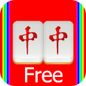 Mahjong Domino Free icon