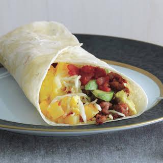 Breakfast Burritos.