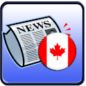 Canada News in App- AdFree logo