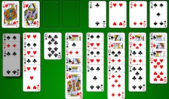 Screenshot of Odesys FreeCell