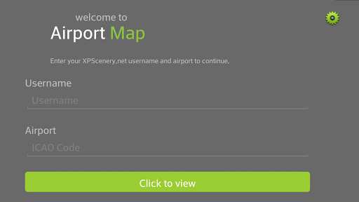 Airport Map for X-Plane 10