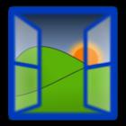 Beautiful Window for GoogleTV icon