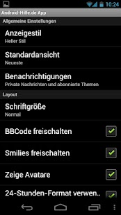 Android-Hilfe.de App - screenshot thumbnail